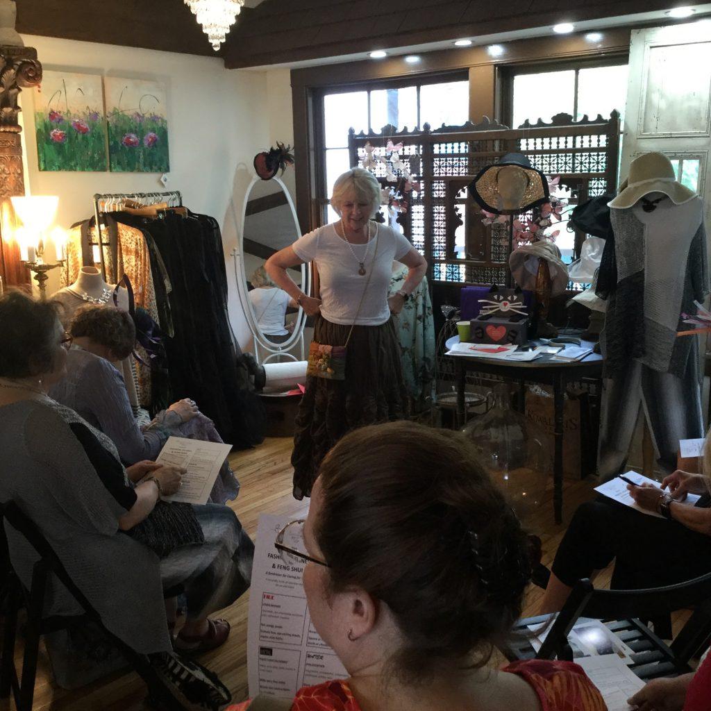 Photo Salon Feng Shui shop for a cause - scarborough fair shop